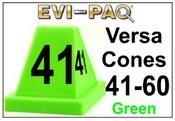 Versa-Cones Green 41-60