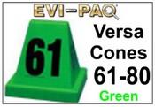 Versa-Cones Green 61-80