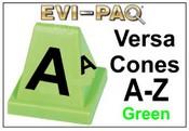 Versa-Cones Green A-Z