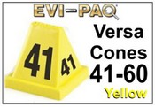Versa-Cones Yellow 41-60