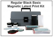 Basic 2 Magnetic Latent Print Kit - Hinged Lifters