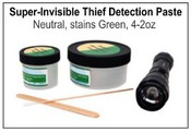 TPING2, Super-Invisible Thief Detection Paste - 2 oz. (59 ml)