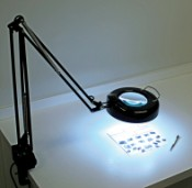 3X Magnifying Lamp