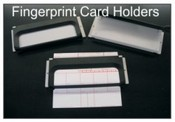 Fingerprint Card Holder