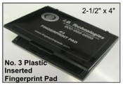 Ceramic Fingerprint Pad