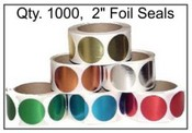 Embosser Foil Seal