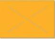 G 2516 Fluorescent Orange Blank