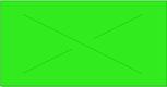 CN-11455 GX2512 Fluorescent Green Blank
