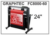 "Graphtec FC8000-60  24"" Plotter / Cutter"
