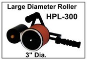"""Large Diameter Indexing Hand Printer, 3"""" Dia."""