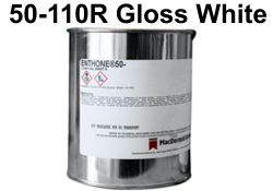 Hysol Epoxy Ink Hysol 50-100R Quart Gloss White Enthone-Hysol