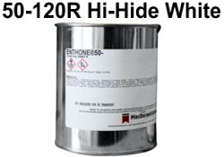 Hysol Epoxy Ink Hysol 50-120R Quart Hi-Hide White