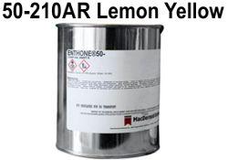 Hysol Epoxy Ink Hysol 50-201AR Quart Lemon Yellow Enthone-Hysol