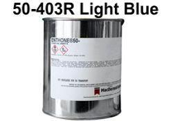 Hysol Epoxy Ink 50-403R Quart Light Blue, 6 quart pack.