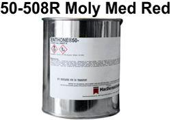 Hysol Epoxy Ink 50-508R4 Quart Epoxy Moly Med Red