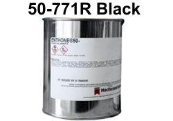 Hysol Epoxy Ink 50-771R Quart Non-conductive Black Enthone-Hysol