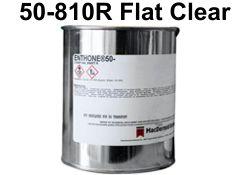 Hysol Epoxy Ink 50-810R4 Hysol Quart Flat Clear Enthone-Hysol