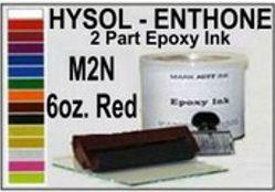 Hysol Epoxy Ink Hysol M2N 6oz Red