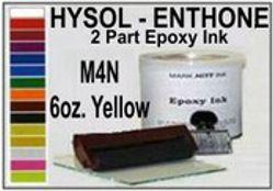 Hysol Epoxy Ink Hysol M4N 6oz Yellow
