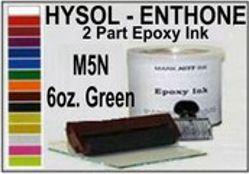 Hysol Epoxy Ink Hysol M5N 6oz Green