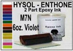 Hysol Epoxy Ink Hysol M7N 6oz Violet