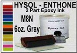 Hysol Epoxy Ink Hysol M8N 6oz Gray