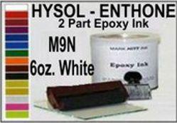 Hysol Epoxy Ink M9N Hysol White 6oz Enthone Inks Enthone Epoxy Ink