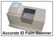 Accurate-ID Palm Print Scanner