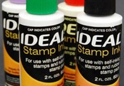 2oz bottle of Stamp ink