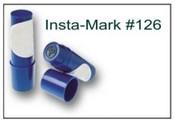Insta-Mark 126 Stamp