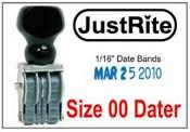 JustRite BD-00 Line Dater