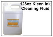 Ink Cleaner Kleen Ink Cleaning Fluid and Cleaner Ink Slab Cleaner