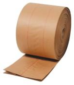 """Kraft Paper 9"""" x 6"""" x 300' Tube Roll"""