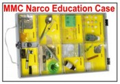 MMC Narcotics Education Case Kit