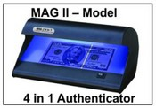 MAG II – Model 4 in 1 Authenticator
