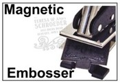 Magnetic Rectangle Embosser