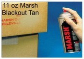 Marsh Stencil Spray Ink Can