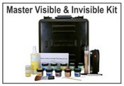 Master Visible and Invisible Thief Detection Kit