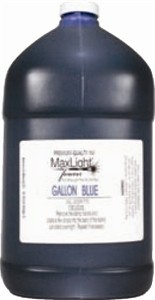 MAXLIGHT Premium Blue Ink, Gallon