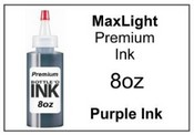 MAXLIGHT Premium Purple Ink, Gallon