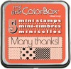 My First ColorBox® Mini Stamps, Dots