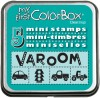 My First ColorBox® Mini Stamps, Movin