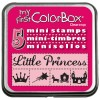 My First ColorBox® Mini Stamps, Princess