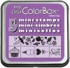 My First ColorBox® Mini Stamps, Sweets