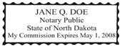 Notary Stamp