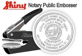 Notary Embossing Seal