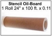 Oil Board Roll