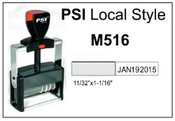 PSI M416 Self Inking Local Dater
