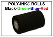 Poly-Ink Roll #01-050 HHCM Poly-Ink Roll #01-050