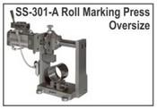 Model 301 Oversize Roll Marking Press